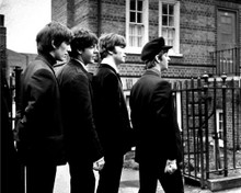 This is an image of 186068 A Hard Day's Night Photograph & Poster