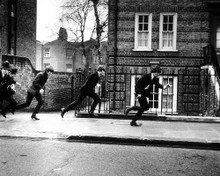 This is an image of 186070 A Hard Day's Night Photograph & Poster