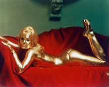This is an image of 265982 Shirley Eaton Photograph & Poster