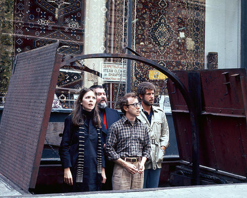 This is an image of 266681 Annie Hall Photograph & Poster