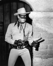 This is an image of 194492 Clayton Moore Photograph & Poster