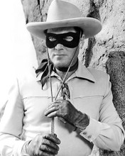 This is an image of 194501 Clayton Moore Photograph & Poster