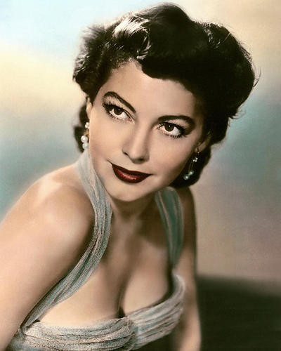 This is an image of 284093 Ava Gardner Photograph & Poster