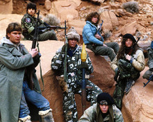 This is an image of 284102 Red Dawn Photograph & Poster
