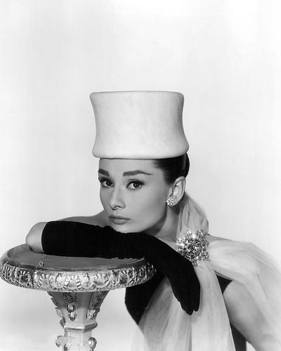 This is an image of 194415 Audrey Hepburn Photograph & Poster