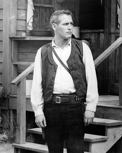 This is an image of 194453 Paul Newman Photograph & Poster