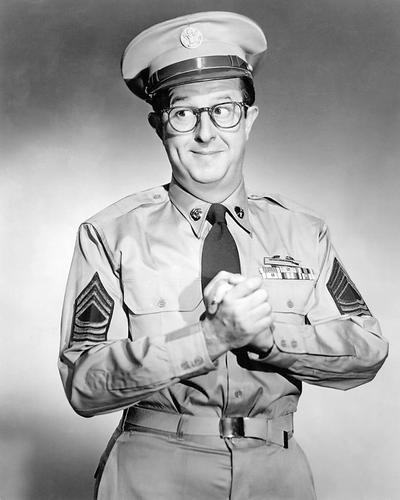 This is an image of 194294 Phil Silvers Photograph & Poster