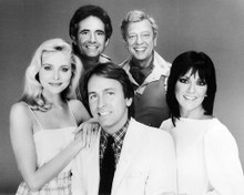 This is an image of 194318 Threes Company Photograph & Poster