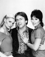 This is an image of 194323 Threes Company Photograph & Poster