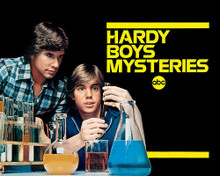 This is an image of 283847 The Hardy Boys Photograph & Poster