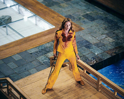 This is an image of 284149 Kill Bill Photograph & Poster