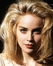 This is an image of 284165 Sharon Stone Photograph & Poster