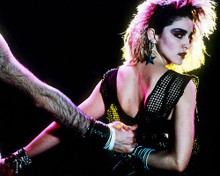 This is an image of 284172 Madonna Photograph & Poster