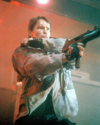 This is an image of 264690 The Terminator Photograph & Poster