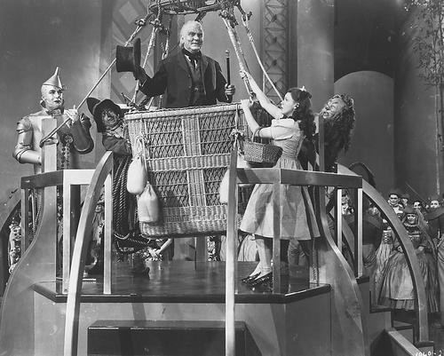 This is an image of 176608 The Wizard of Oz Photograph & Poster