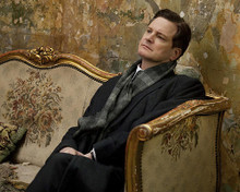 This is an image of 283594 Colin Firth Photograph & Poster