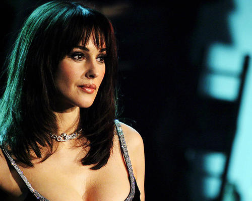This is an image of 283614 Monica Bellucci Photograph & Poster