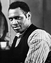 This is an image of 193578 Paul Robeson Photograph & Poster