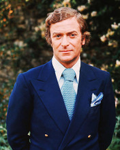 This is an image of 283722 Michael Caine Photograph & Poster