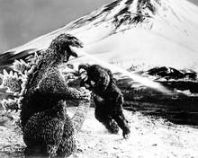 This is an image of 193613 King Kong Vs. Godzilla Photograph & Poster
