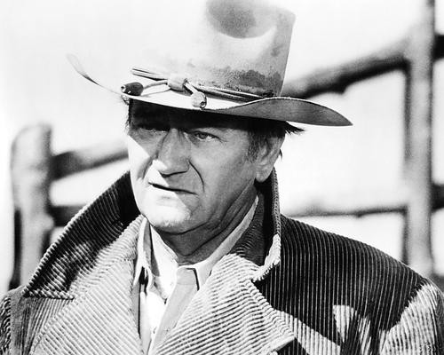 This is an image of 193644 John Wayne Photograph & Poster