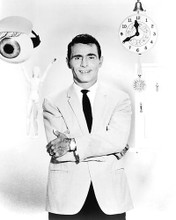 This is an image of 193696 Rod Serling Photograph & Poster