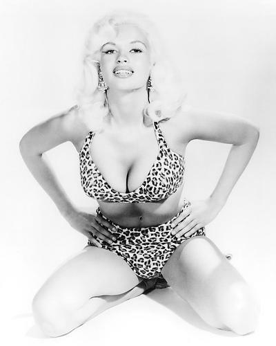 This is an image of 193697 Jayne Mansfield Photograph & Poster