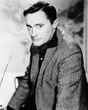 This is an image of 193744 Robert Vaughn Photograph & Poster