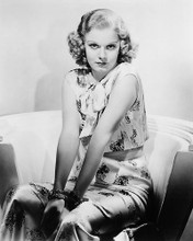 This is an image of 193749 Jean Harlow Photograph & Poster