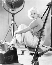This is an image of 193751 Jean Harlow Photograph & Poster