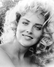 This is an image of 193850 Sharon Stone Photograph & Poster