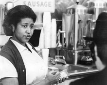 This is an image of 193854 Aretha Franklin Photograph & Poster