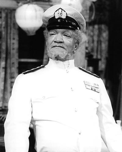 This is an image of 193877 Redd Foxx Photograph & Poster