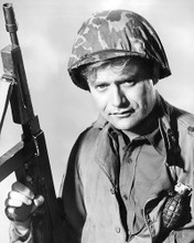 This is an image of 193880 Vic Morrow Photograph & Poster