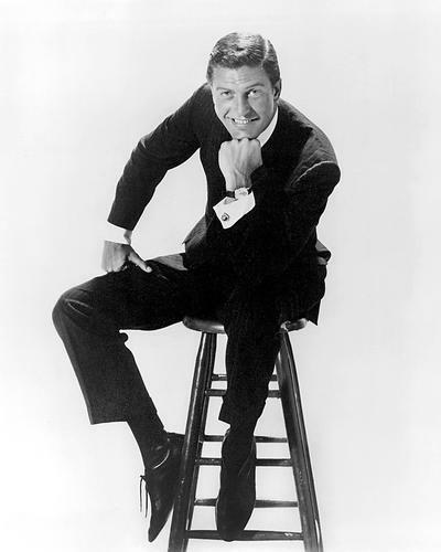 This is an image of 193983 Dick Van Dyke Photograph & Poster