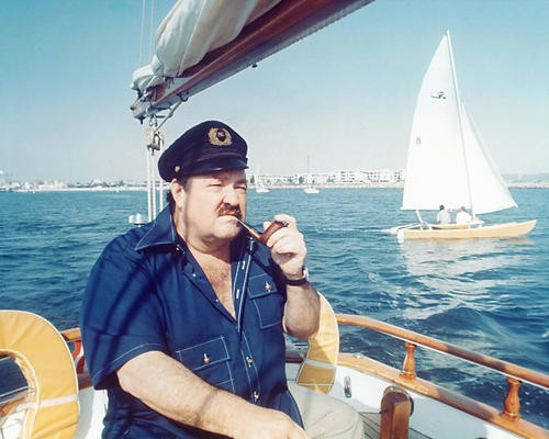 This is an image of 283815 William Conrad Photograph & Poster
