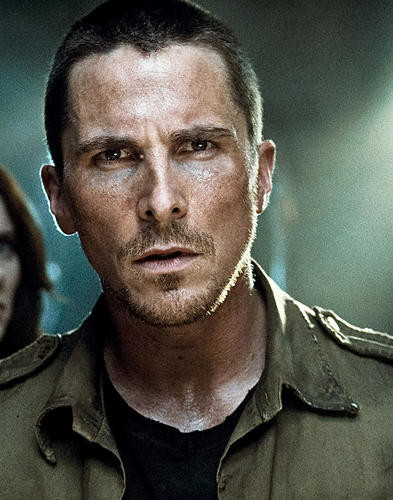 This is an image of 280109 Christian Bale Photograph & Poster