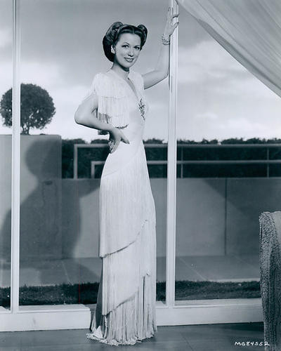 This is an image of 190133 Eleanor Powell Photograph & Poster