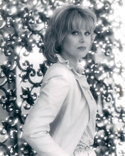 This is an image of 190094 Joanna Lumley Photograph & Poster