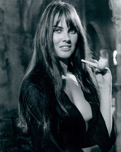 This is an image of 190029 Caroline Munro Photograph & Poster