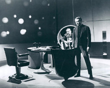This is an image of 190053 Patrick McGoohan Photograph & Poster