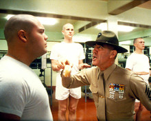 This is an image of 280051 Full Metal Jacket Photograph & Poster