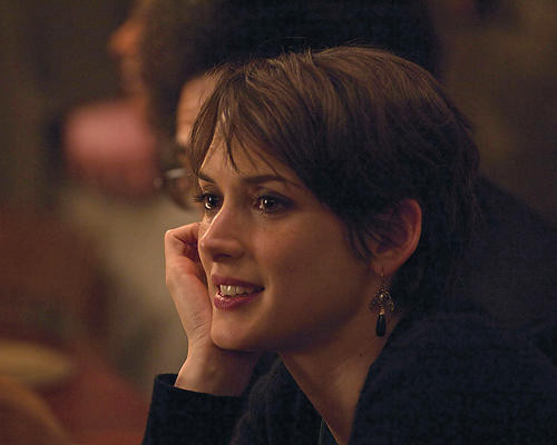 This is an image of 280516 Winona Ryder Photograph & Poster