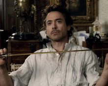 This is an image of 280535 Robert Downey Jr Photograph & Poster