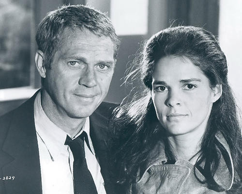 This is an image of 190040 Steve McQueen Photograph & Poster