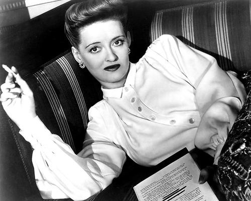 This is an image of 187419 Bette Davis Photograph & Poster