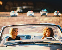 This is an image of 211443 Thelma and Louise Photograph & Poster