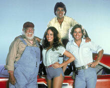 This is an image of 269064 Dukes of Hazzard Photograph & Poster