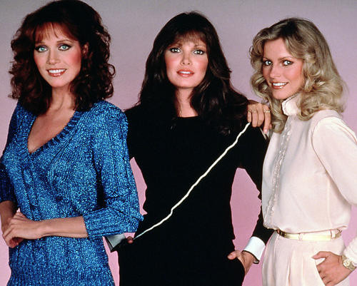 This is an image of 257044 Charlie's Angels Photograph & Poster