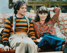 This is an image of 222691 Mork and Mindy Photograph & Poster